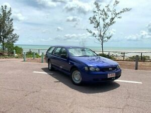 FORD FALCON BA STATION WAGON AUTOMATIC Woolner Darwin City Preview