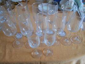 Champagne Glasses- LOT
