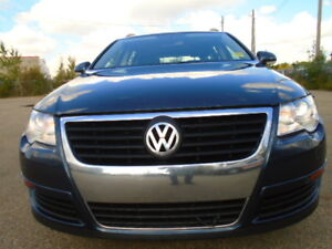 2007 Volkswagen Passat 2.0T 4 CYL TURBO-SUNROOF-ONLY 156K Wagon
