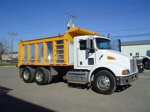 2008 Kenworth T300, Used Gravel Truck
