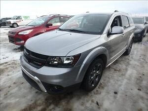 2015 Dodge Journey Crossroad  AWD *Lthr