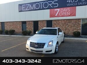 2009 Cadillac CTS-AWD**MANAGERS SPECIAL**$2000 OFF!!!