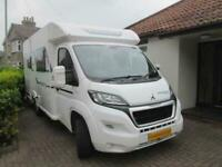 Bailey APPROACH ADVANCE 635 TWO BERTH, END WASHROOM MOTORHOME FOR SALE