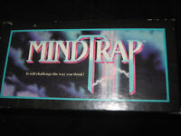 Vintage Mind Trap Game- Very Good Condition!