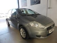 2006 (56) reg Fiat Punto, Low Mileage 35000miles, Full Service History, Lady owner