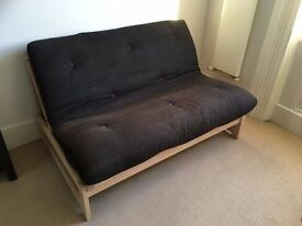 Futon Company 2-seater sofa bed - Excellent condition
