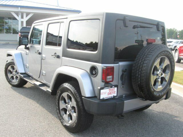 Image 5 Voiture American used Jeep Wrangler 2017