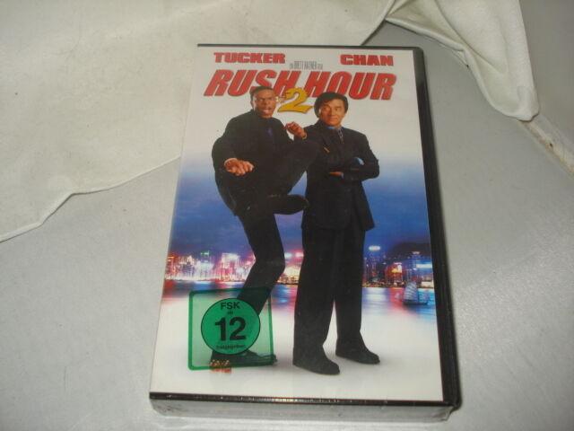 Rush Hour 2 (VHS, 2002) Neuware