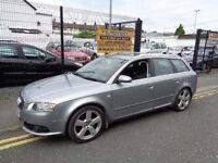 Audi A4 AVANT 2.0 TDI S Line 5dr