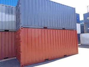 SEA CONTAINERS FOR SALE (various) - ALBANY AREA Albany Albany Area Preview