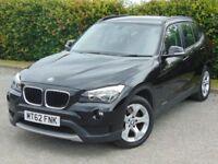BMW X1 2.0 XDRIVE18D SE 5d (black) 2012