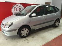 Renault Scenic Manual (silver) 2003