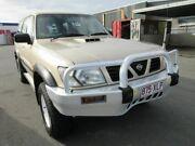 1998 Nissan Patrol GU ST Gold 5 Speed Manual Wagon Moorooka Brisbane South West Preview