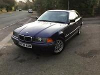 1998 R BMW 1.9 318IS 2DR Manual