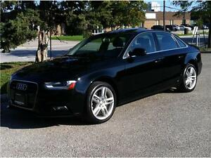 2013 AUDI A4 2.0T QUATTRO PREMIUM PLUS - NAV|P.START|NO ACCIDENT