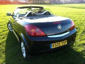 Vauxhall a Tigra Black