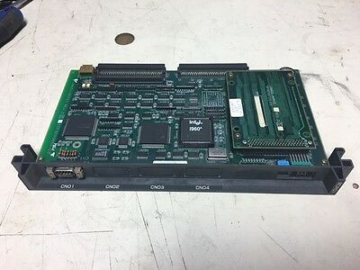 Yaskawa PC Board, # MCP01, JANCU-MCP01, Used, WARRANTY