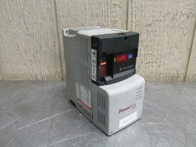 Allen Bradley Powerflex 40p 22d-d2p3n104 Ac Motor Drive 1 Hp 3 Ph
