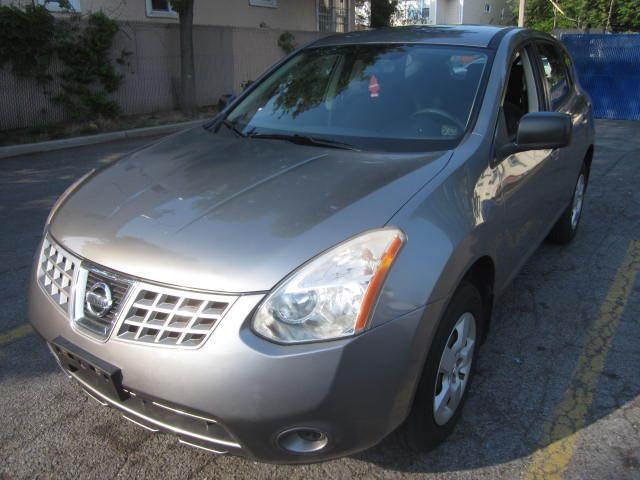 Imagen 1 de Nissan Rogue  gray