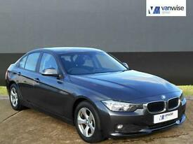 2012 BMW 3 Series 320D EFFICIENTDYNAMICS Diesel grey Manual