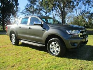 2018 Ford Ranger PX MkIII 2019.00MY XLT Pick-up Double Cab 4x2 Hi-Rider Grey 6 Speed