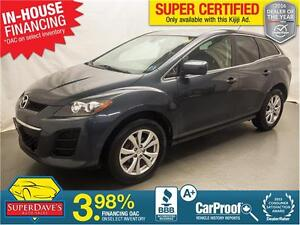 2011 Mazda CX-7 GS AWD *Warranty*