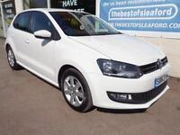 Volkswagen Polo 1.2 ( 60ps ) 2013 Match Edition F/S/H Low miles 30k P/X