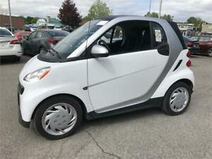 2015 smart fortwo **12,000KM** NAVIGATION AUTOMATIQUE A/C CUIR