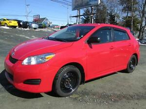 2010 Toyota Matrix 5 door HATCHBACK AUTOMATIC