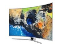 "Samsung 49"" 4K Ultra HD HDR Curved Smart LED TV With Freeview HD BRAND NEW SEALED 2160p"