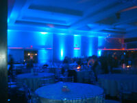 up-lighting for any event