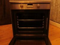 TOUCH CONTROL HOB AND FAN ASSISTED OVEN