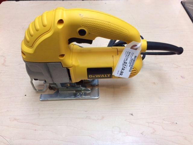 Scie sauteuse dewalt b059049 power tools qu bec city kijiji - Scie sauteuse dewalt ...