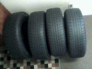 SHOOT ME AN OFFER for 4 NEW MICHELINS 205 75R 15s