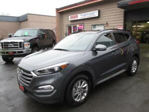 2017 Hyundai Tucson Only 8,409 Kilometers