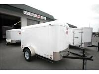 2016 CONTINENTAL CARGO RS 5x8 enclosed cargo trailer