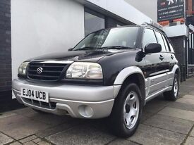 Suzuki Grand Vitara 2.0 16v 5dr ONLY 76159 GENUINE MILES