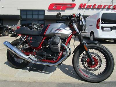 2016 Moto Guzzi V7 II Racer  2016 Moto Guzzi V7 II Racer