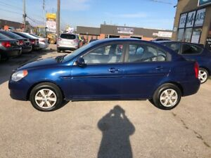 2009 Hyundai Accent Sedan $2800 Certified