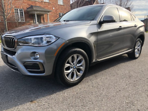 2016 BMW X6 xDrive 35i - Premium Package and Private Sale