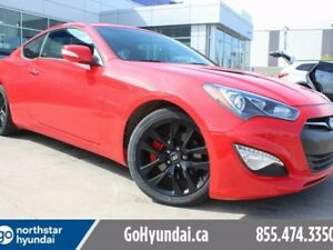 2016 Hyundai Genesis Coupe NAV/LEATHER/HEATEDSEATS/SUNROOF