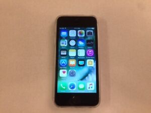 Like New 32GB iPhone 5s Space Grey (Factory Unlocked) + New Case