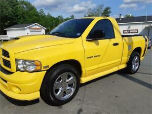 2005 Dodge Ram 1500 Rumble Bee Tribute 60000kms WILD