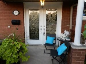 Quality Built Brick Home W/3 Bedrooms, 2 Washrooms!