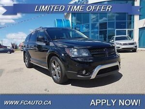 2014 Dodge Journey Crossroad AWD 7 Pass