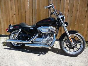 2013 HARLEY DAVIDSON XL883L SUPERLOW