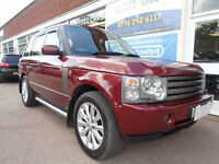 Land Rover Range Rover 2.9 TD6 Vogue 4x4 Sat Nav Rev Camera P/X