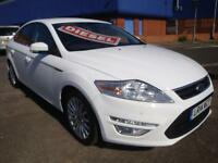 "14 FORD MONDEO 2.0TDCi ( 140ps ) ZETEC BUSINESS"""" £30 A YEAR ROAD TAX """""