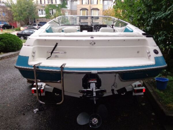 Used 1993 Monterey Boats SCR