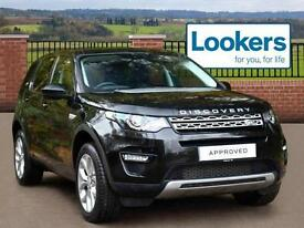 Land Rover Discovery Sport SD4 HSE (black) 2015-04-22